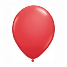 Balón červený 28cm Red