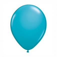Balón Tropical Teal 28cm