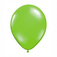Balón zelený 28cm Jewel Lime