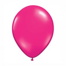 Balón magenta 28cm Jewel Magenta