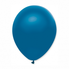 Balón 11´´ met. Modrá s316 S11 - 28 cm