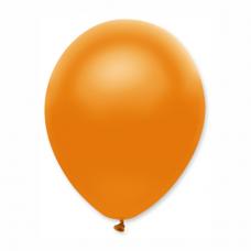 Balón metalický Oranžový S11 - 28 cm