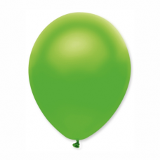 Balón 11´´ met. Zelená S11 - 28 cm