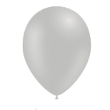 Balón Sivý s127 S11 - 28 cm
