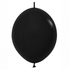Balón naväzovací Čierna 080 28cm