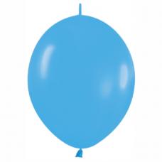 Balón naväzovací Bledo Modrý 040 28cm