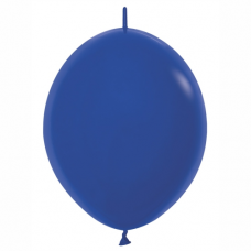 Balón naväzovací tmavo modrý 041 28cm