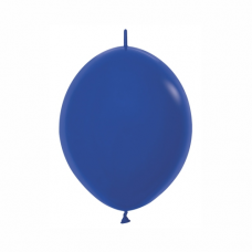 Balón naväzovací tmavo modrý 041 15cm