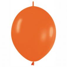 Balón naväzovací Oranžový 061 28cm