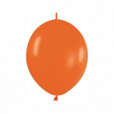 Balón naväzovací Oranžový 061 15cm