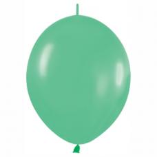 Balón naväzovací Zelený 030 28cm