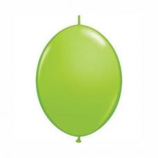 Balón naväzovací Zelený Limetka Qlink 6´´ Lime Green