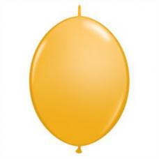 Balón naväzovací Qlink 12´´ Žltý Goldenrod