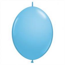 Balón naväzovací Qlink 12´´ Modrý Pale Blue