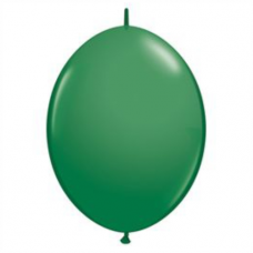 Balón naväzovací Qlink 12´´ Zelený