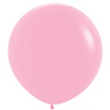 Balón Ružový veľký 90cm - 3FT