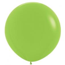 Balón Zelená Limetka veľký 90cm - 3FT