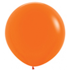 Balón Oranžový veľký 90cm - 3FT
