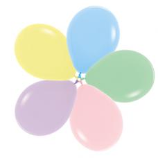 Balóniky A80 - 8´´ mix 22 cm
