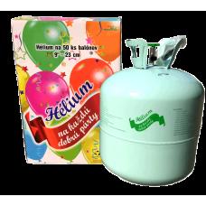 Hélium B50 na Vašu oslavu na 50 balónov