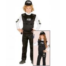 Detský kostým FBI Agent