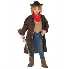 Detský kostým Kovbojský kabát