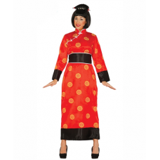 Kostým Číňanka