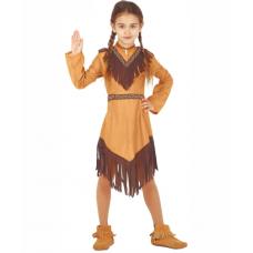 Dievčenský kostým Indiánky