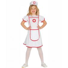 Dievčenský kostým Zdravotná sestrička
