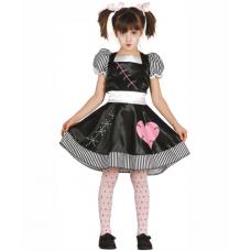 Detský kostým Zlá bábika
