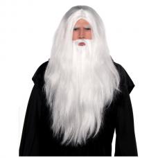 Čarodejnícka parochňa, brada a fúzy