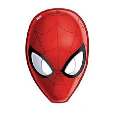 Papierová maska Spiderman