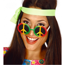 Okuliare Hippys dúhové