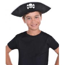 Detský pirátsky klobúk