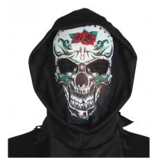 Maska kostra ozdobná
