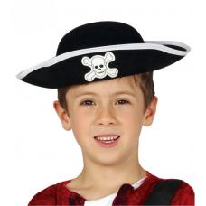 Pirátsky klobúk detský