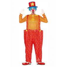 Kostým Klaun so širokými nohavicami
