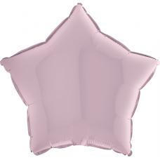 Balón hviezda Ružová Pastel 45 cm