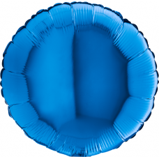 Balón kruh Modrá 45 cm
