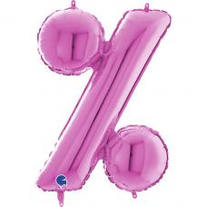 Balón Symbol % veľké