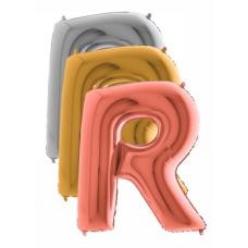Balón Písmeno R maxi