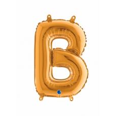 balón Písmeno B malé