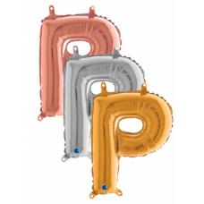 Balón Písmeno P malé