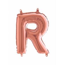 Balón Písmeno R malé