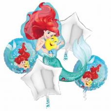 Balónová kytica Ariel