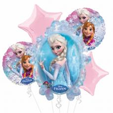 Kytica z balónov Frozen / Ľadové kráľovstvo