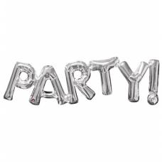 Balónový banner PARTY