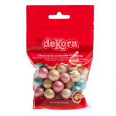 Čokoládové perličky 100g