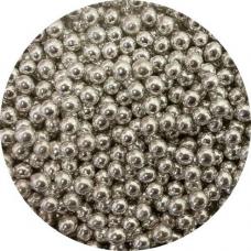 Cukrové perly strieborné veľké 50g