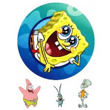Jedlý obrázok Spongebob